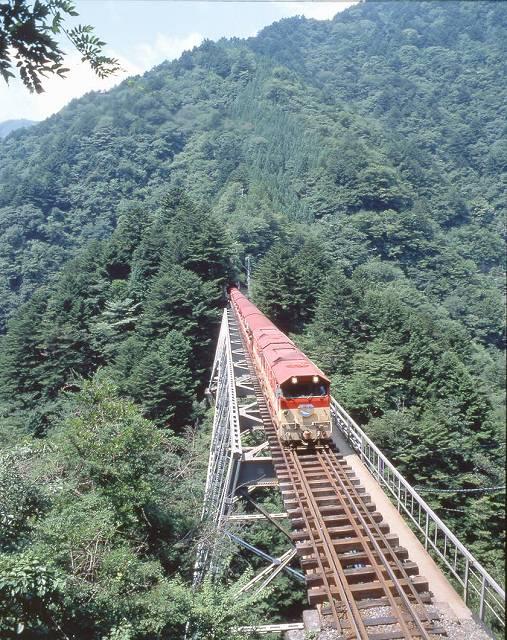 s-関の沢鉄橋s