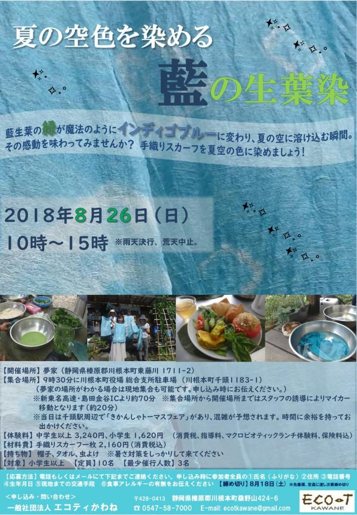 0826藍の生葉染め-001