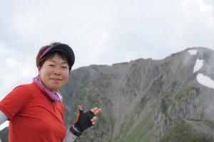 2019・赤石岳